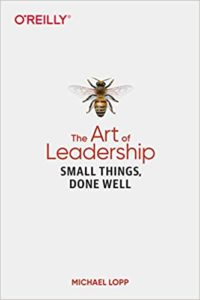 The Art of Leadership book cover